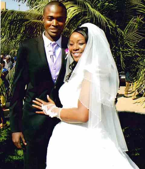 Vie à deux: Cédric et Judith désormais unis par les liens du mariage