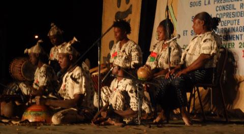 FESTICO 2014: Pari culturel réussi à l'arrondissement 07 de Bobo