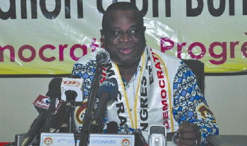 CDP: La réponse d'Assimi KOUANDA aux démissionnaires