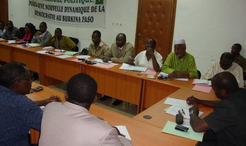 Opposition: L'Etat Major Permanent de Crise invite à une mobilisation massive le 18 janvier