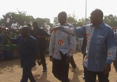 Les ex-«clients» du CDP quittent le parti présidentiel burkinabè. Trop «clientéliste» disent-ils! Ah bon, c'est nouveau?