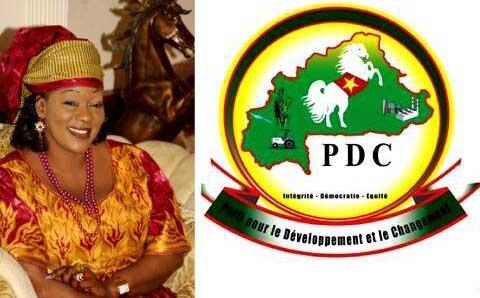 Démissions au CDP: Saran Sérémé se rappelle encore de son cas