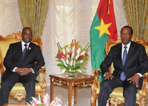Guilllaume Soro, président de l'Assemblée nationale de Côte d'Ivoire: «Blaise Compaoré est un monument vivant de bon sens et une réserve d'expérience politique précieuse pour nous tous»