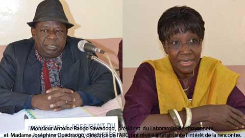 Politiques  de développement au Burkina: Journée de réflexion pour de meilleures stratégies