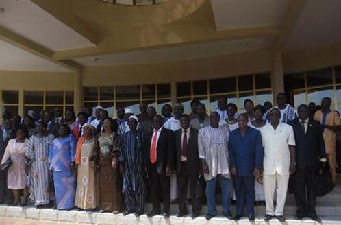 Groupe parlementaire CDP: 69 députés sur 70 réaffirment leur soutien à Blaise Compaoré.