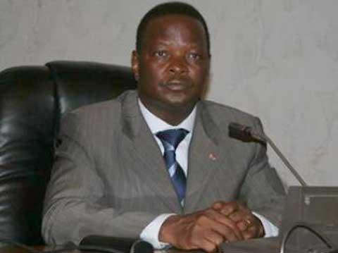 Crise au CDP: Alain YODA met la pression sur les députés de son camp