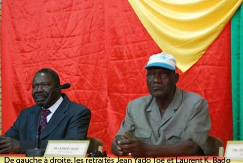 Personnel enseignant à l'Université Ouaga II: Deux de moins ,  quatre de plus