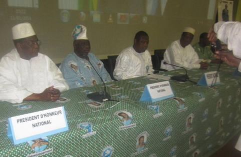 Meeting FEDAP-BC à Bobo: «Nous demandons solennellement la candidature de son excellence Blaise Compaoré pour 2015» dixit Adama Zongo, président de la FEDAP-BC