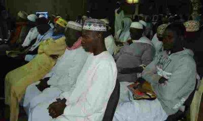 Mouloud 2014: Les musulmans se souviennent de la naissance du prophète à la grande mosquée de Ouagadougou