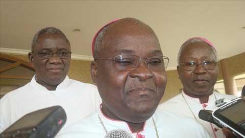 Monseigneur Paul Ouédraogo à propos de la nomination du cardinal Philippe Ouédraogo: «Je n'ai pas pu m'empêcher de crier merci Seigneur, Alléluia!!!»