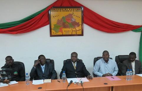Journée de protestation du 18 janvier 2014: «Les démissionnaires du CDP sont les bienvenus» selon Zéphirin Diabré.