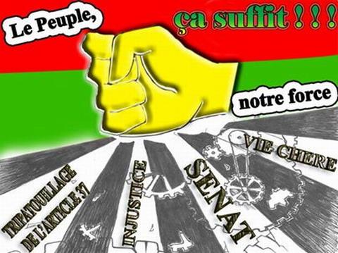 Journée de protestation du 18 janvier 2014: Le «Mouvement ça suffit» appelle à la mobilisation de tous