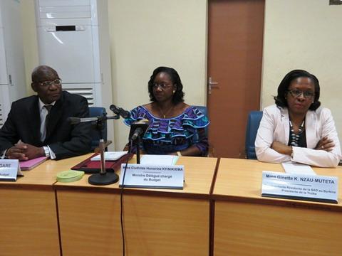 Ministère de l'Economie et des Finances: le Budget 2014 présenté aux Partenaires techniques et financiers