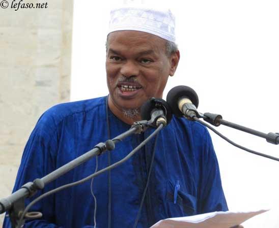 Journée nationale de protestation: Le discours de Arba Diallo