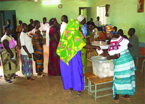 Femme et vie politique au Burkina Faso