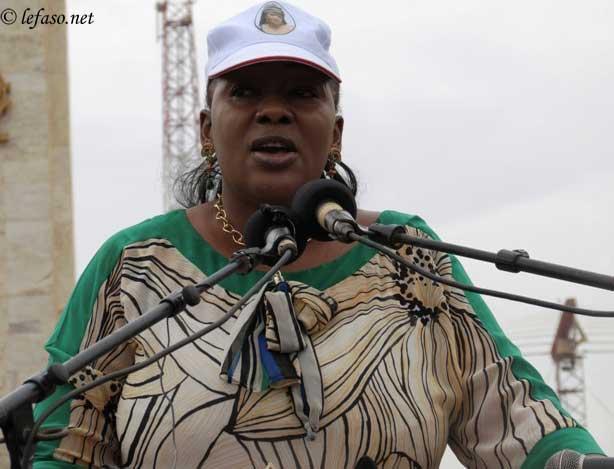 Marche meeting du 18 janvier: Discours de Saran Séré, présidente du PDC