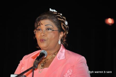 Vœux à la première dame: Chantal Compaoré félicitée pour son travail en faveur de la mère et de l'enfant ...