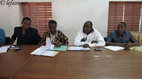 Coordination des Syndicats de la fonction publique: Une grève générale pour  les 4 et 5 février 2014