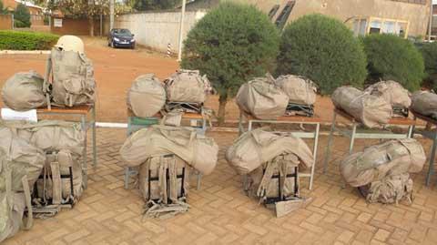Etats Unis-Burkina Faso: la coopération militaire se porte bien