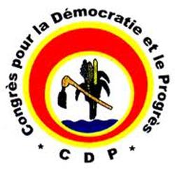 Déclaration des maires, militants du CDP