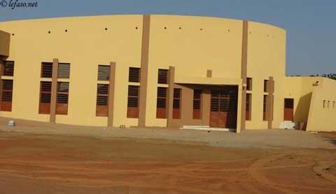 Enseignement supérieur: bientôt de nouveaux pavillons pour l'Université de Ouagadougou