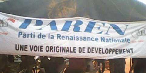 Le PAREN en congrès à Bobo: Moment de vérité entre militants