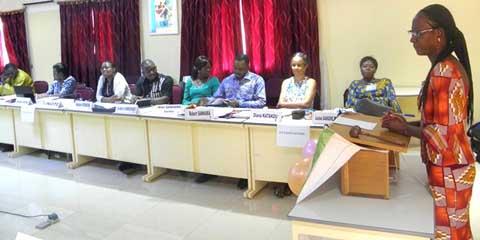 Session délocalisée de Ouaga Forum: Les époux et épouses à l'honneur