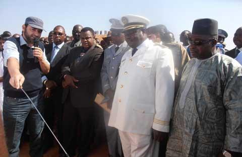 Hauts-Bassins: Vœux des corps constitués au gouverneur à Samendeni