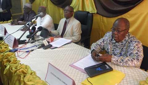 Situation nationale: Quatre personnalités en ordre de médiation pour sauver la paix sociale
