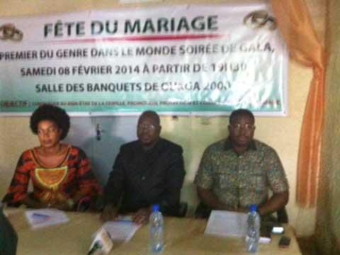 Harmonie dans les couples: L'offre d'accompagnement du concept «la fête du mariage»