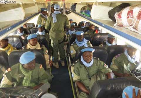 Crise au Mali: Le bataillon Badenya 1 est de retour