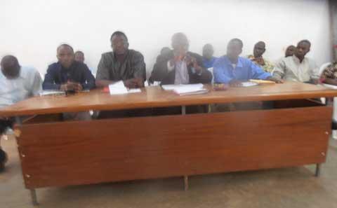 Grève des travailleurs de la fonction publique à  Bobo: Quand la politique s'en mêle