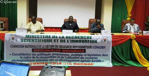 Commission    de gestion des ressources phyto-génétiques: Deux jours d'échanges pour asseoir un système convergent