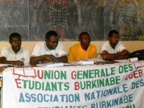 Crise à l'université de Dédougou: Les étudiants en veulent au Chargé de mission