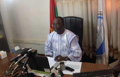 Elections municipales partielles: le président de la CENI appelle à préserver «la cohésion et la paix sociales»
