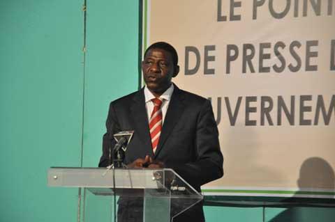 Création du MPP: «C'est tant mieux pour la démocratie», dixit Alain Edouard Traoré