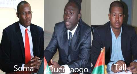 Politique nationale: Le Pr Soma et les autres membres de la SBDC favorables à une réforme constitutionnelle profonde