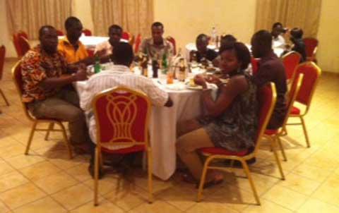 ESTA: Retrouvailles heureuses entre anciens diplômés de l'école