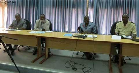 Prix des parkings à Ouagadougou: Le maire Marin Ilboudo engage les négociations