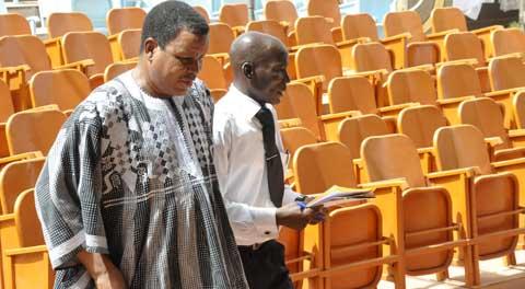 AND/PJS:  Toundoun Sessouma et ses camarades quittent le parti d'Alphonse Bonou