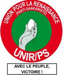 Partis politiques: L'UNIR/PS déclare son appartenance à l'opposition