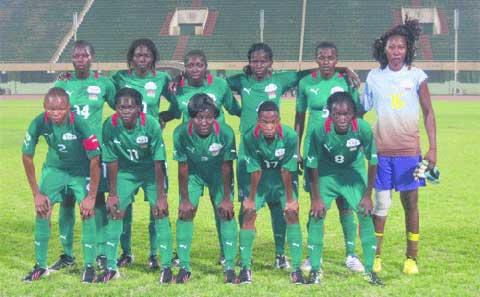 Eliminatoires CAN féminine, Burkina # Ghana: les etalons dames attendent le ghana de pied ferme
