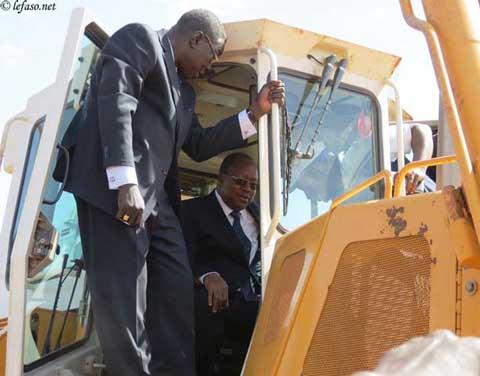 Echangeur du Nord-Ouaga: Bientôt des voies de contournement
