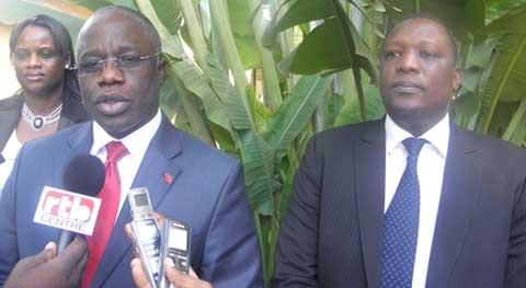 Arrondissement 2 de Ouaga: Un soutien bancaire  pour la municipalité