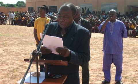 Banfora: le maire victime d'un accident de la circulation