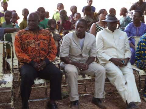 CFD/B dans la Léraba: Amadou Diemdioda Dicko invité surprise des meetings de remerciement