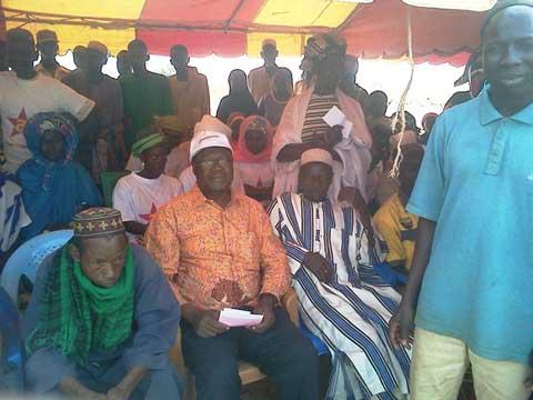 Reprise des élections municipales: Le Faso Autrement mobilise ses troupes à Bagré