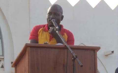 Action jeunesse pour le changement: Prise de position pour le MPP à Bobo