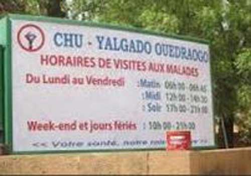 Construction et équipement d'un autre CHU à Ouaga: Appel aux bureaux d'étude pour la réalisation de l'étude de faisabilité