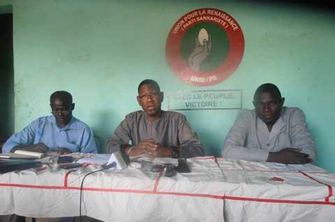 Dandé: L'UNIR/PS met en garde contre des malversations électorales